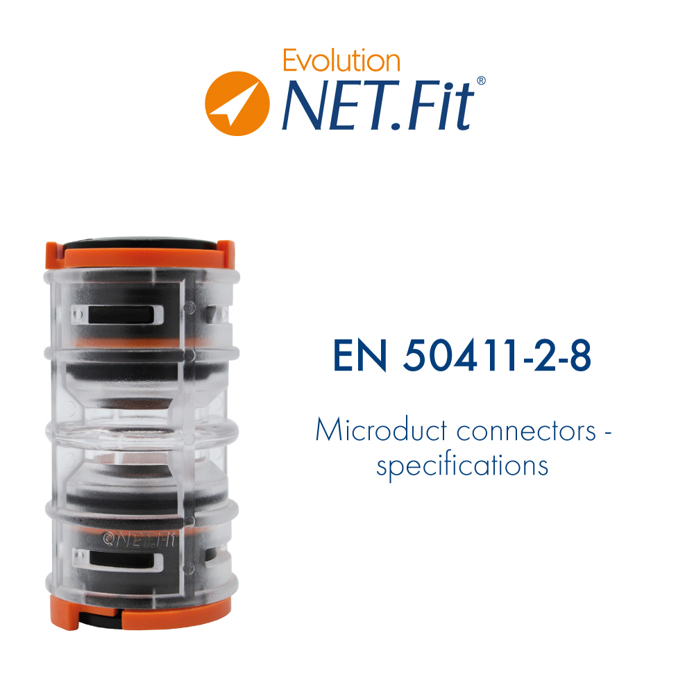 Net.Fit Evolution Certification EN 50411-2-8