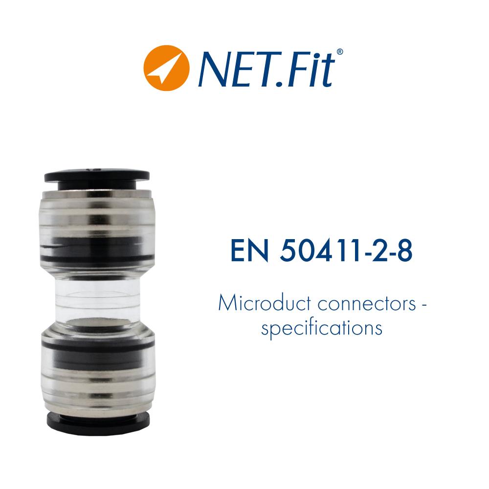 Net.Fit Certification EN 50411-2-8