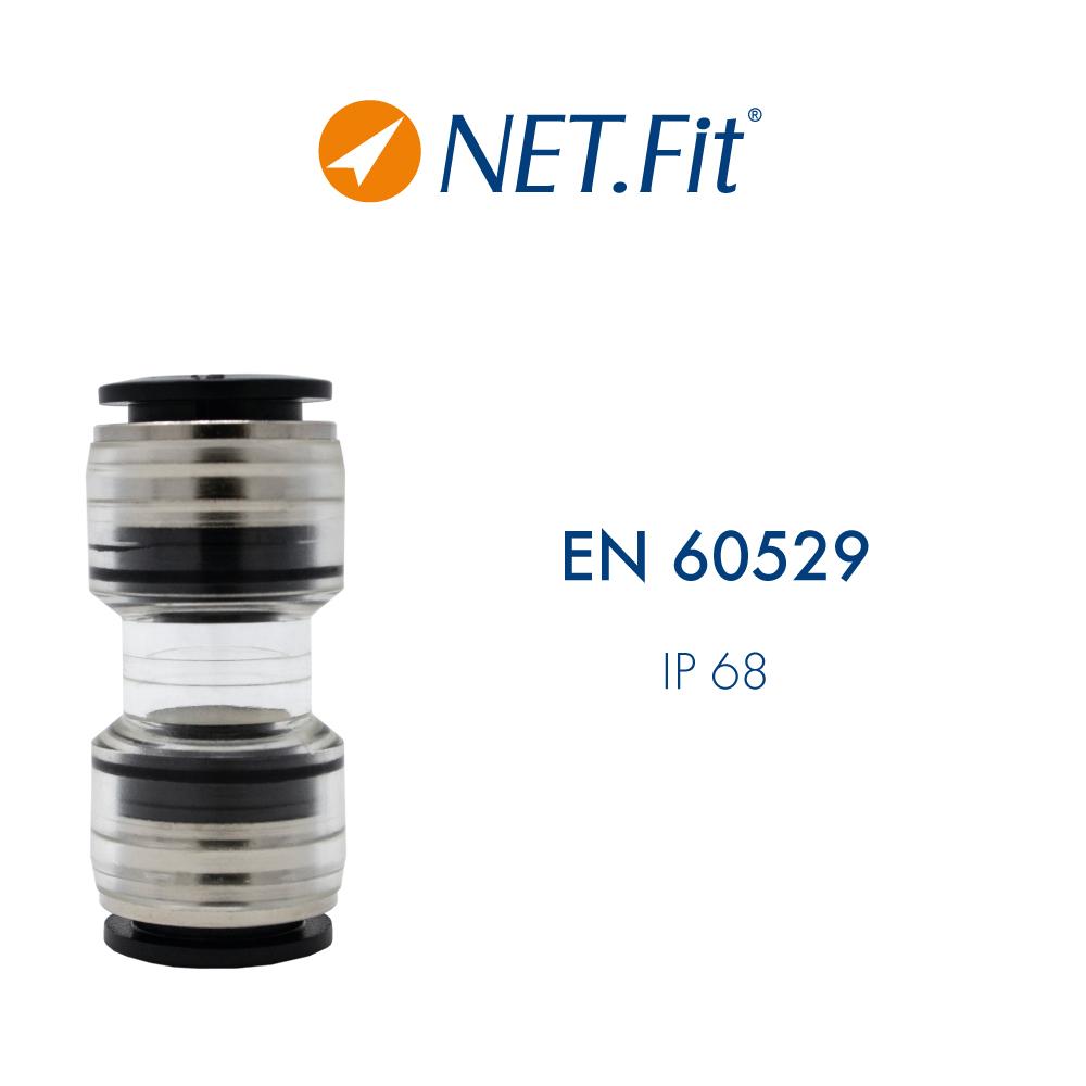 Net.Fit Certification EN 60529
