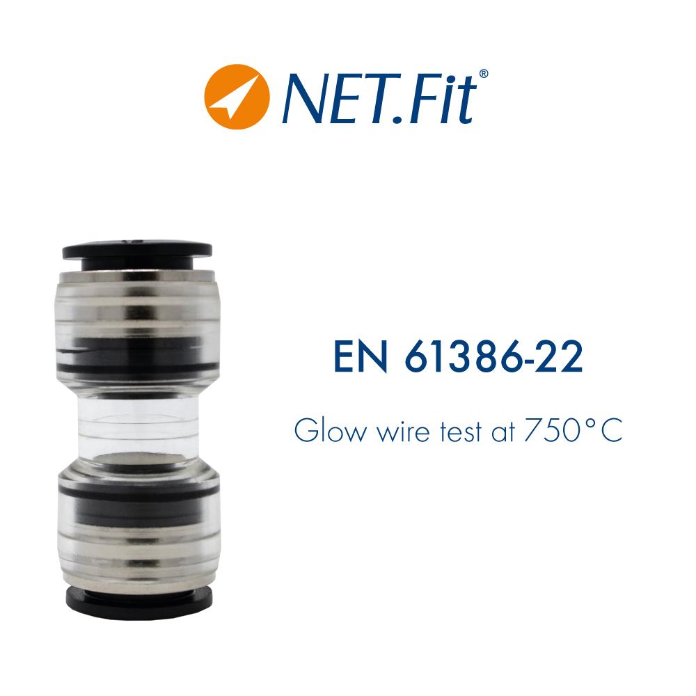 Net.Fit Certification EN 61386-22